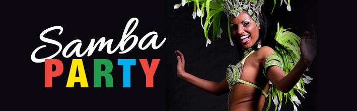 SAMBA LIVE MUSIC PARTY